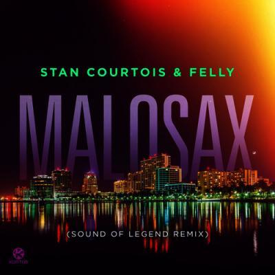 Malosax sound of legend remix sur kontor