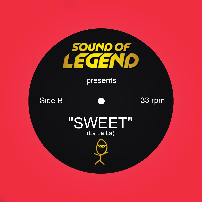 Sweet la la la cover